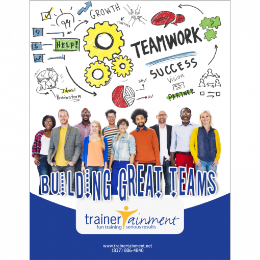 TT-Building Great Teams cover