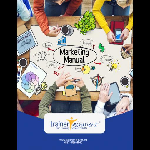 TT-Marketing Manual cover