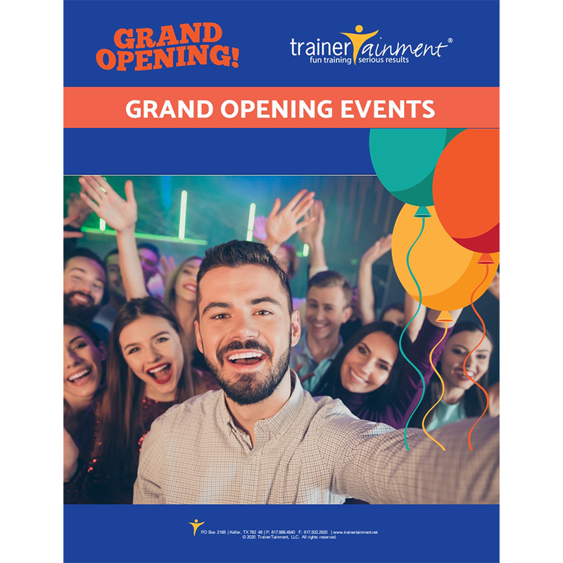 grand opening events image