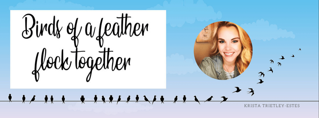 Birds of a feather image